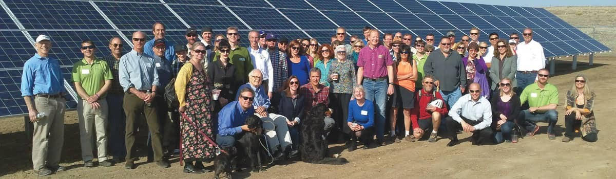 What It Takes To Get Community Solar Done A developer explains how a solar garden goes from being an idea  to providing real benefits to participants.