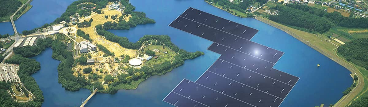 Floating PV: A Novel Approach To Solar A niche market has emerged within the solar industry  as an alternative way to gather clean energy.