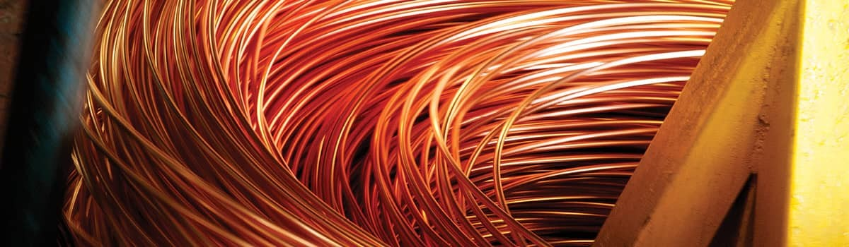 The Rise  Of Solar:  A Unique Opportunity  For Copper The copper industry welcomes the increased demand for its products as the solar market grows.