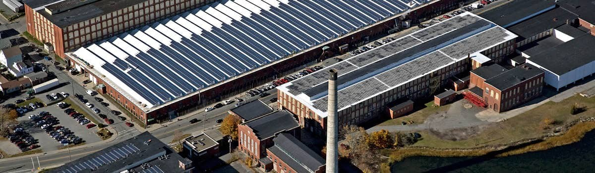 Five Unique  Rooftop  Solar Projects Installers discuss how current racking and mounting solutions helped them complete challenging projects.
