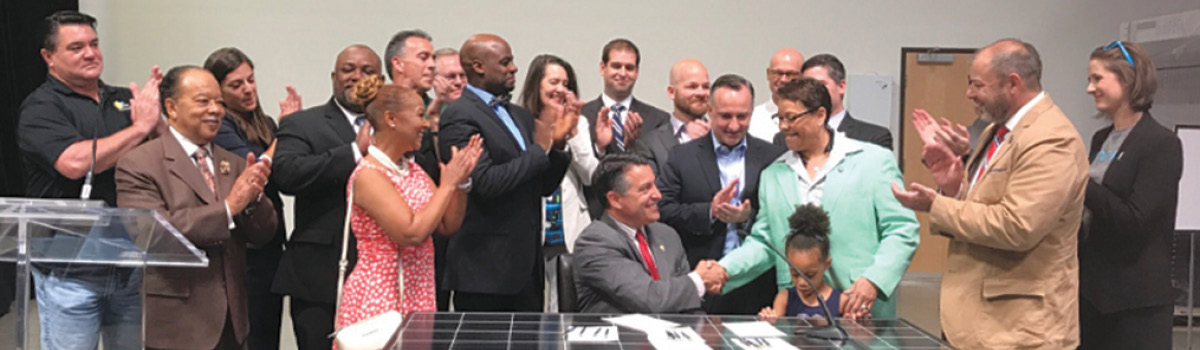Nevada Governor Signs Bill To Revive Rooftop Solar Market