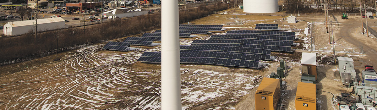 Ameren Completes Multi-Tech Clean Energy Microgrid