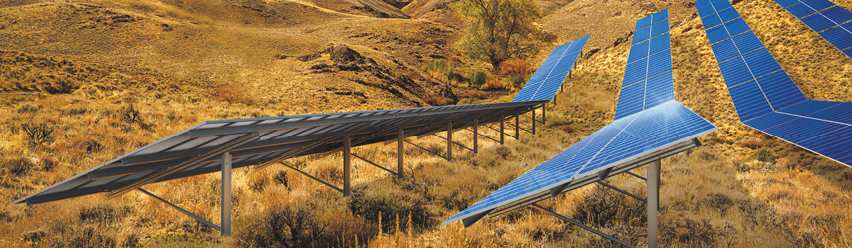 Knowledge Is Power: Designing Solar Arrays On Challenging Sites