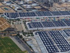L.A. Mayor Marks Completion Of Massive Rooftop Solar Project