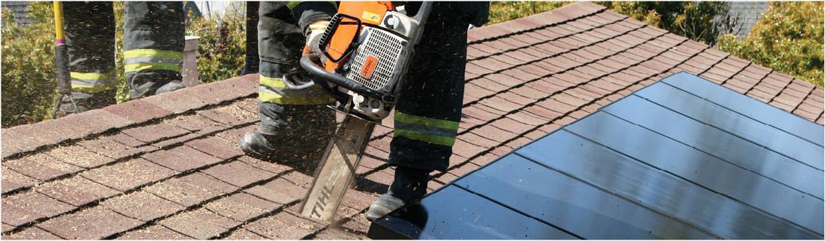 "Solar's Effect  On Seemingly  Unrelated Industries From firefighters and code officials to real estate appraisers and developers, professionals whose jobs ""touch"" solar technologies are getting  solar smarter."